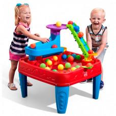 Step 2 Столик для игры с водой и шариками Дискавери