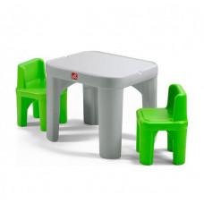 Step 2 Столик с двумя стульями