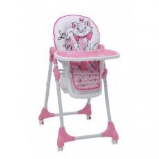 Стульчик для кормления Polini Disney baby 470 Кошка Мари