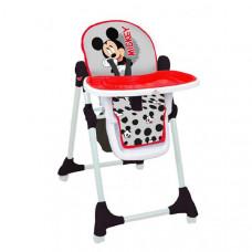 Стульчик для кормления Polini Disney baby 470 Микки Маус