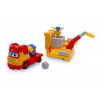 Super Wings Машина Рэми с мини-трансформером Донни