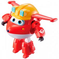 Super Wings Трансформер Джетт строитель