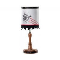 Светильник Cilek настольная лампа Black Pirate