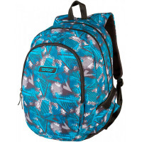 Target Collection Рюкзак 3 zip Abstract blue