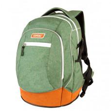 Target Collection Рюкзак легкий Green melange