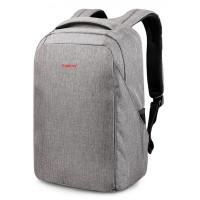 Tigernu Повседневный рюкзак с защитой от промокания и мех.повреждений и внешним USB T-B3237