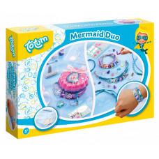 Totum Набор для творчества Mermaids set 2 в 1