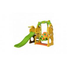 Toy Monarch Игровой комплекс Дино с качелями