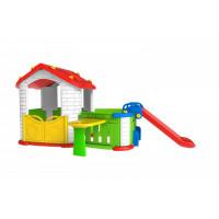 Toy Monarch Игровой комплекс Дом со стульчиками