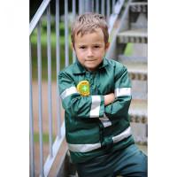 Travis Designs Карнавальный костюм 3в1 Аварийные службы