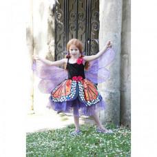 Travis Designs Карнавальный костюм Бабочка фея Красный адмирал