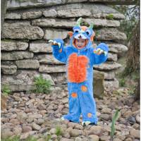 Travis Designs Карнавальный костюм Монстр синий