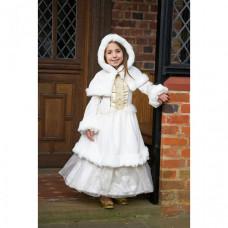 Travis Designs Карнавальный костюм Зимняя сказочная принцесса
