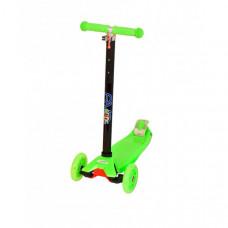 Трехколесный самокат EVO Kids M-4 со светящимися колесами