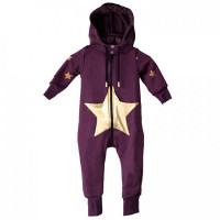 Trendyco kids Комбинезон с капюшоном Звезды