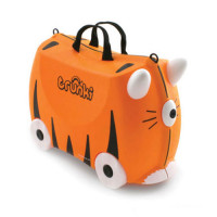 Trunki Детский чемодан на колесах Тигр Tipu