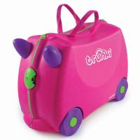 Trunki Детский чемодан на колесах Trixie