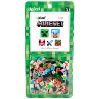 Upixel Комплект пикселей собери любую из 23 картинок T-S003 Mineset 480 шт.