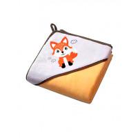 Uviton Полотенце для купания Little Fox 90х90 см