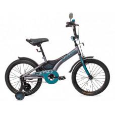 """Велосипед двухколесный BlackAqua Sharp 12"""" со светящимися колесами"""