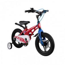 """Велосипед двухколесный Maxiscoo Cosmic Делюкс 16"""" 2021"""
