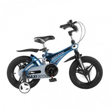 """Велосипед двухколесный Maxiscoo Galaxy Делюкс 16"""" 2021 MSC-G1605"""