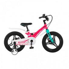 """Велосипед двухколесный Maxiscoo Space Делюкс 16"""" 2021"""