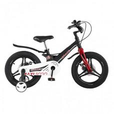 """Велосипед двухколесный Maxiscoo Space Делюкс 18"""" 2021"""