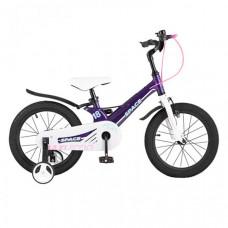 "Велосипед двухколесный Maxiscoo Space Стандарт 18"" 2021"