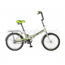 """Велосипед двухколесный Novatrack TG30 складной 20"""""""