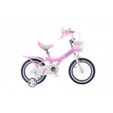 Велосипед двухколесный Royal Baby Bunny Girl Steel 16