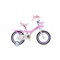Велосипед двухколесный Royal Baby Bunny Girl Steel 18