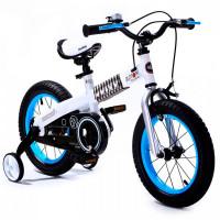 Велосипед двухколесный Royal Baby Buttons steel RB18-15