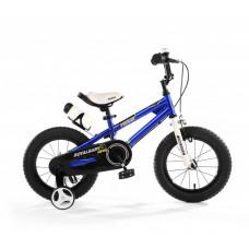 Велосипед двухколесный Royal Baby Freestyle Steel 12