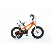 Велосипед двухколесный Royal Baby Freestyle Steel 14