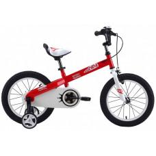 Велосипед двухколесный Royal Baby Honey Steel 18