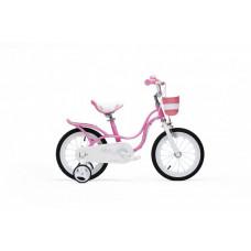 Велосипед двухколесный Royal Baby Little Swan 16