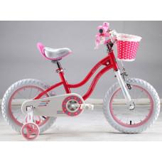 Велосипед двухколесный Royal Baby Stargirl Steel 14