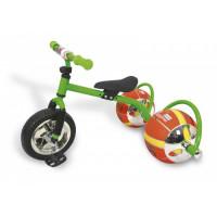 Велосипед трехколесный Bradex с колесами в виде мячей Баскетбайк