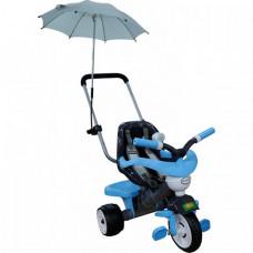 Велосипед трехколесный Coloma Амиго с зонтиком (колеса пластмассовые)