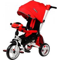Велосипед трехколесный Moby Kids Leader Eva Car
