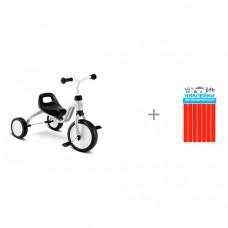 Велосипед трехколесный Puky Fitsch и Набор наклеек световозвращающих Полоса 100 х 85 мм Sport