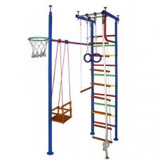Вертикаль 10М Детский спортивный комплекс