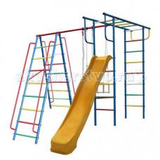 Вертикаль А1+П Детский спортивный комплекс с горкой