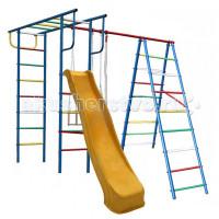 Вертикаль А+П Детский спортивный комплекс с горкой