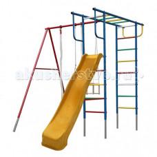 Вертикаль П Детский спортивный комплекс с горкой