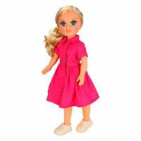 Весна Кукла озвученная Анастасия розовое лето 42 см