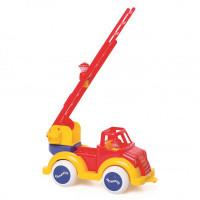 Viking Toys Набор Пожарная машина Super Jumbo с фигурками
