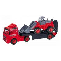 Wader Автомобиль-трейлер+трактор-погрузчик