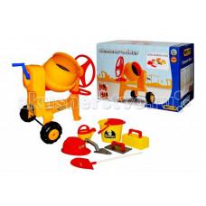 Wader Бетономешалка Construct + набор каменщика